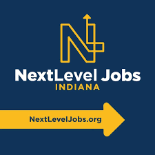 Nextlevel Jobs Blue Image With Yellow Arrow
