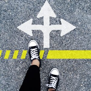 Choose The Right Direction